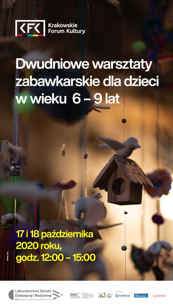 Dwudniowe warsztaty plecionkarskie dla dzieci