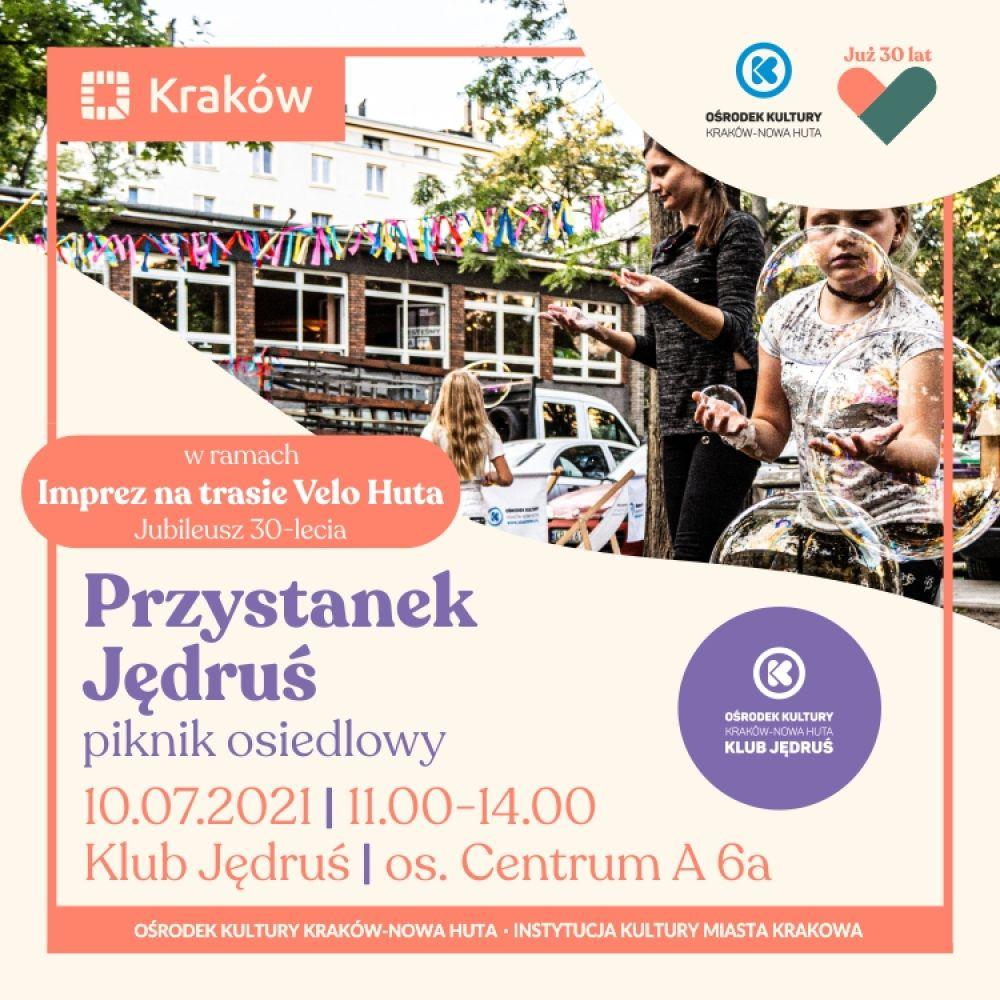 Przystanek Jędruś - Piknik osiedlowy