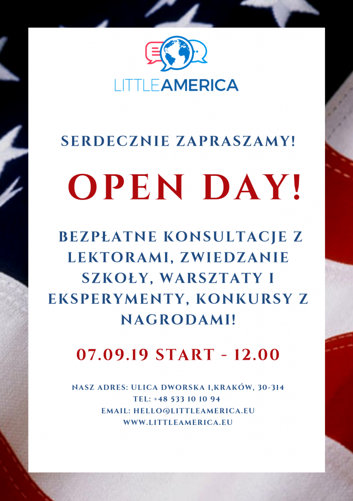 Open Day w Little America