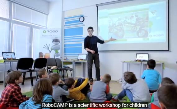 Pokaz Robotów Edukacyjnych i Certyfikowane Szkolenie Instruktora Robotyki