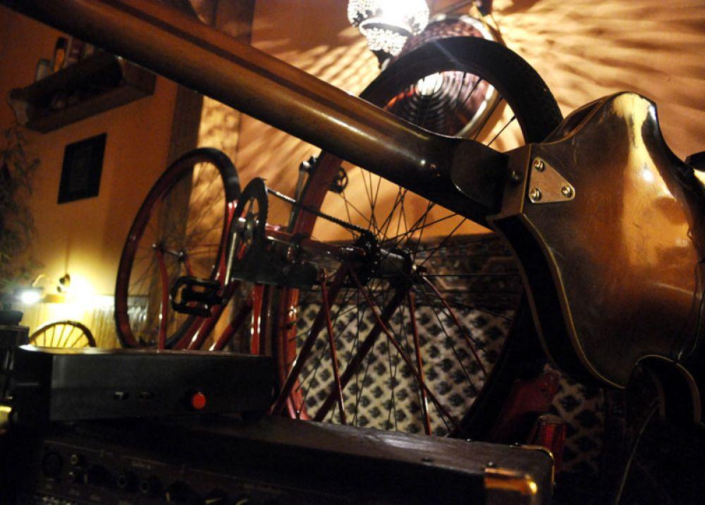 Sacrum Rowerum – warsztaty dźwiękowej improwizacji