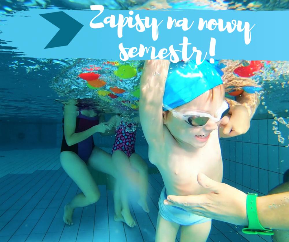 Wiosenny kurs nauki pływania