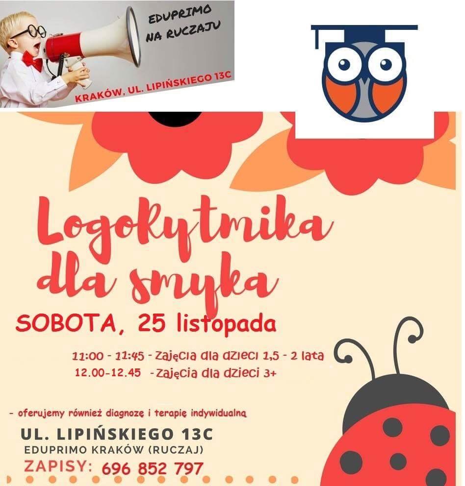 Sobotnie i wtorkowe warsztaty i zajęcia dla dzieci w EduPrimo