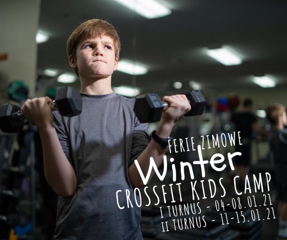 Sportowe Półkolonie - WINTER CROSSFIT KIDS CAMP