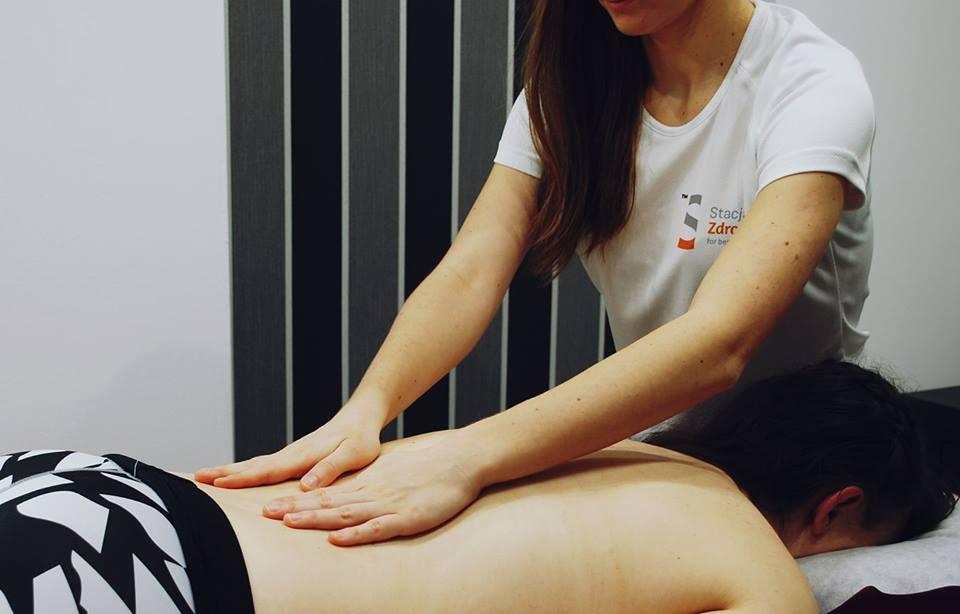Stacja Zdrowie: masaże relaksacyjne