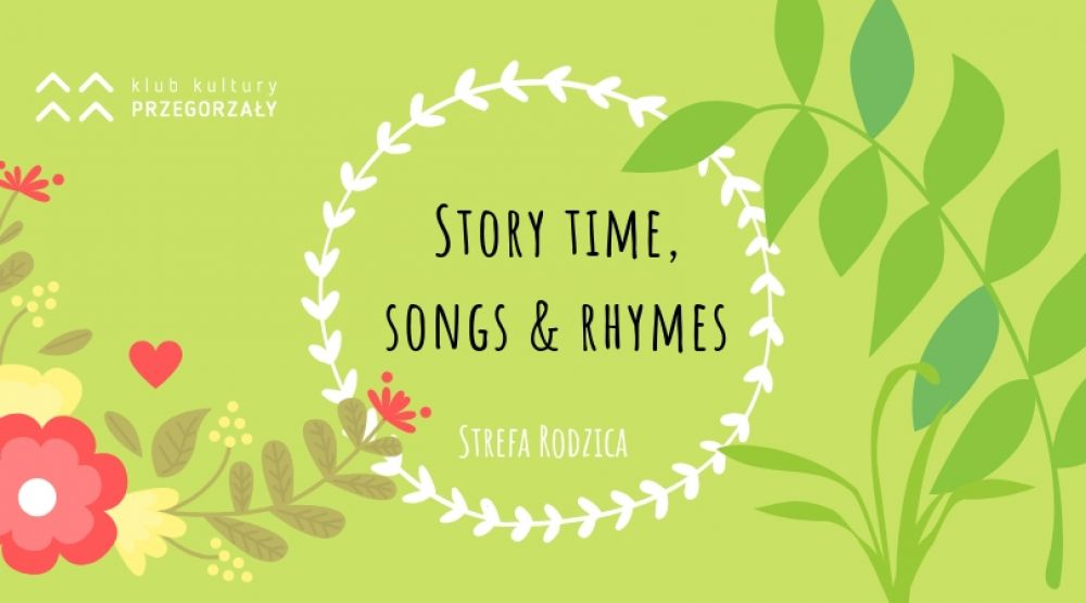 Story time, songs & rhymes