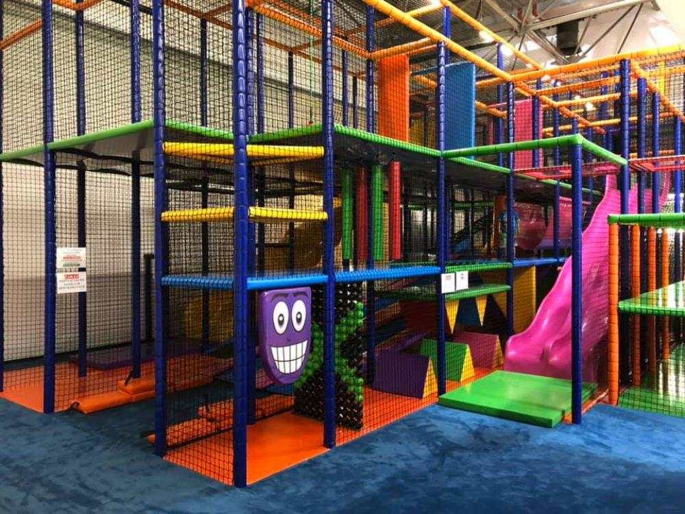 Super konkurs!!! Do wygrania bilety do Ampa - Parku Rozrywki dla Dzieci!!!
