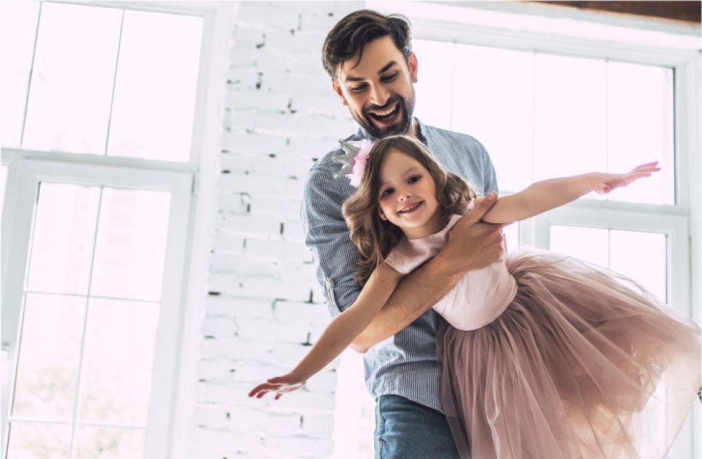 Taneczne warsztaty dla Taty i Córki oraz Mamy i Syna