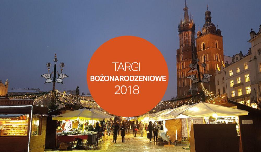 Targi Bożonarodzeniowe 2018 w Krakowie