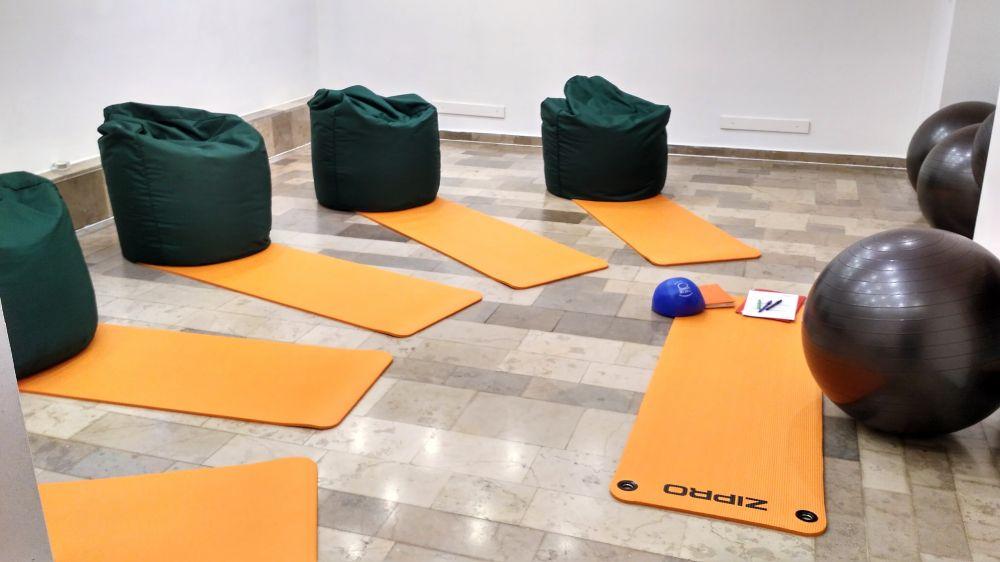 """""""Trening dna miednicy ..."""" oraz """"Aktywność fizyczna w ciąży i po porodzie"""" - cykliczne warsztaty w Stacji Zdrowie"""