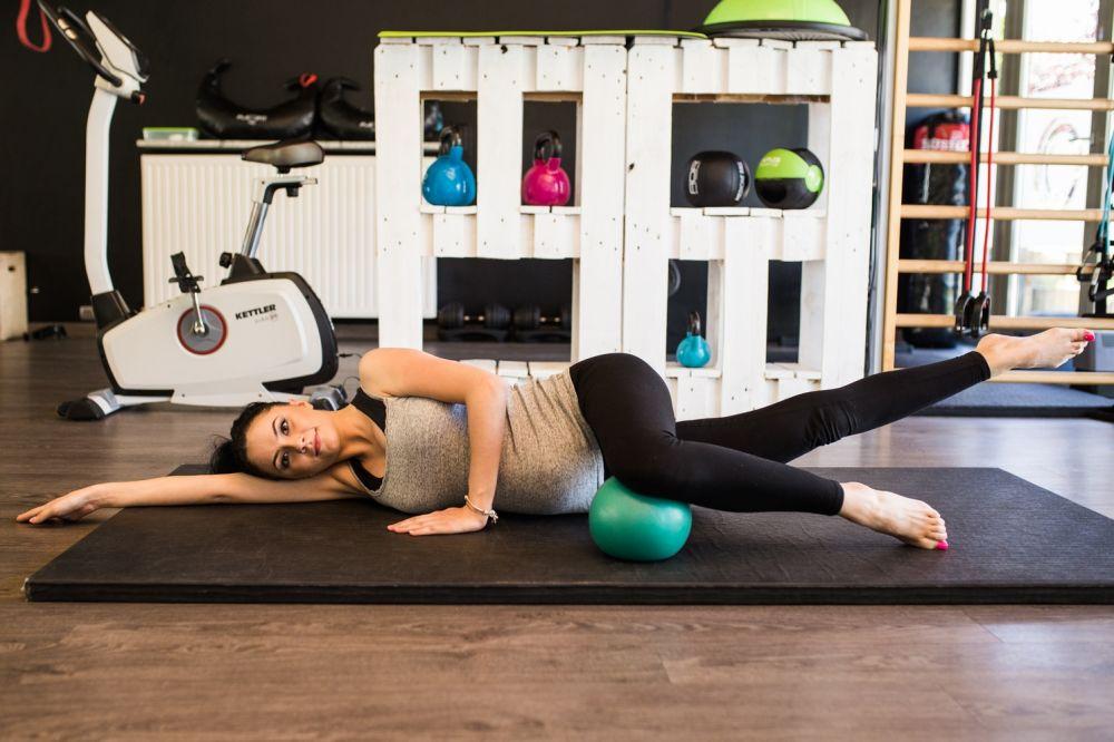 Trening personalny kobiet w ciąży, dlaczego warto?