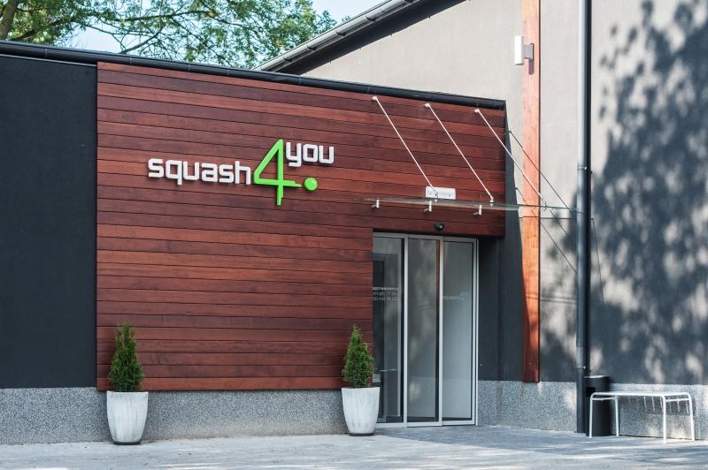 Trenuj w Squash4You :) Wygraj 2 osobowy Karnet!