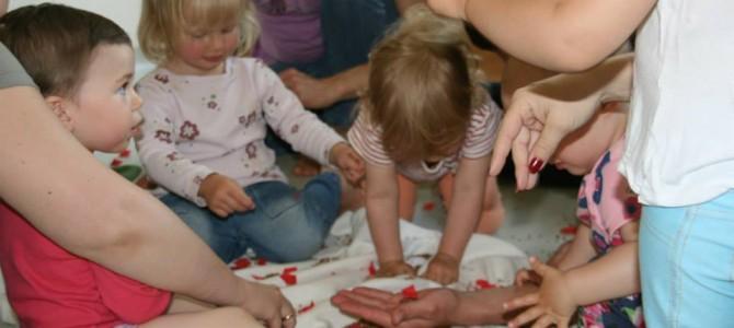 Twórcze Harce - twórcze zajęcia dla młodych mam i małych dzieci