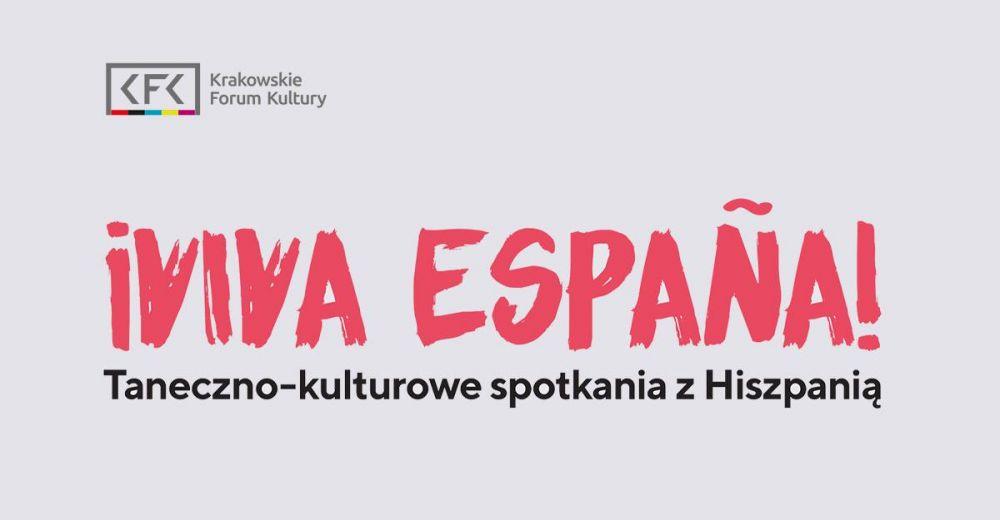 Viva España! Taneczno-kulturowe spotkanie z Hiszpanią