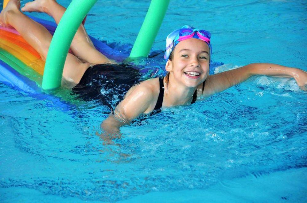 Wakacyjny kurs nauki pływania 2019
