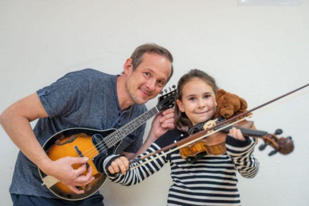 Warsztaty dla Taty i Córki  oraz Mamy i Syna -  Muzycy