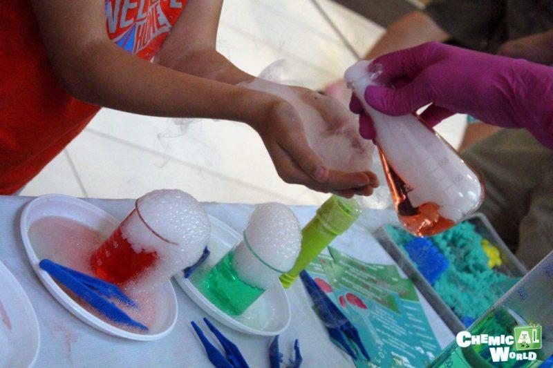 Warsztaty chemiczne dla dzieci 5 do 12 lat