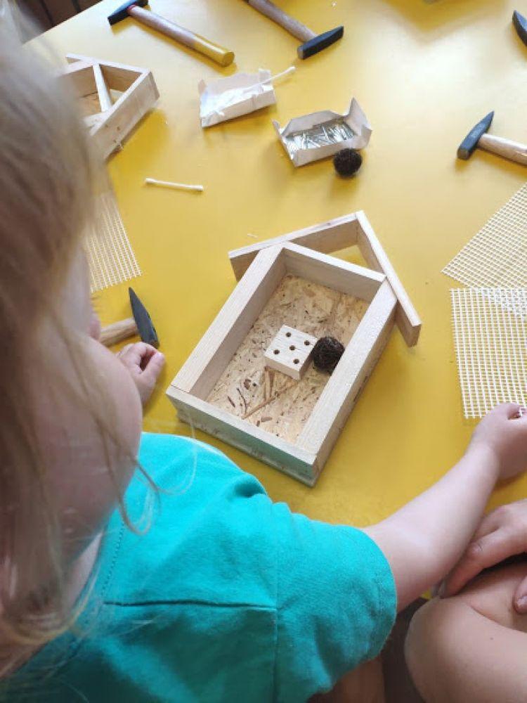Warsztaty Stolarza Małego w przedszkolu i szkole Twojego dziecka