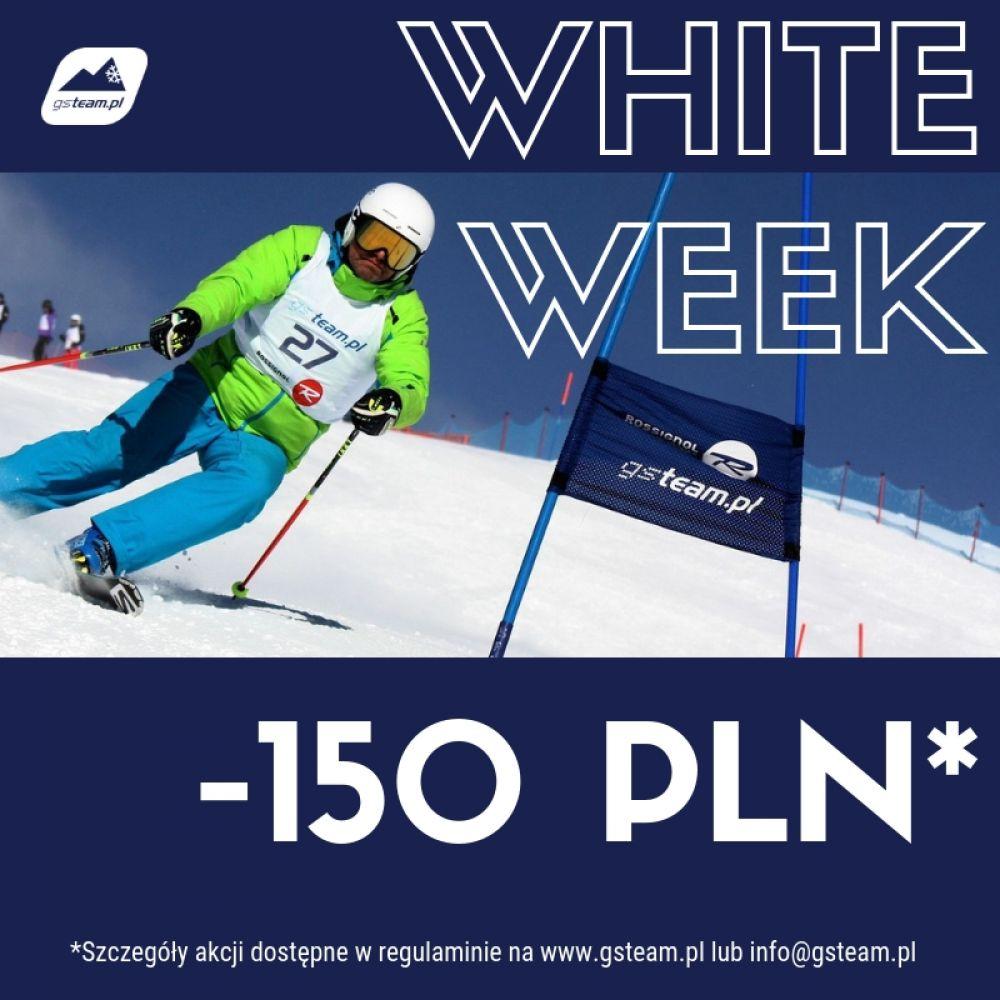 White week – zniżka 150 PLN