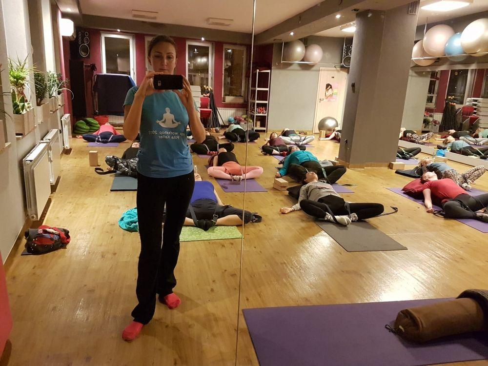 Wiosenna joga dla kręgosłupa - warsztat weekendowy