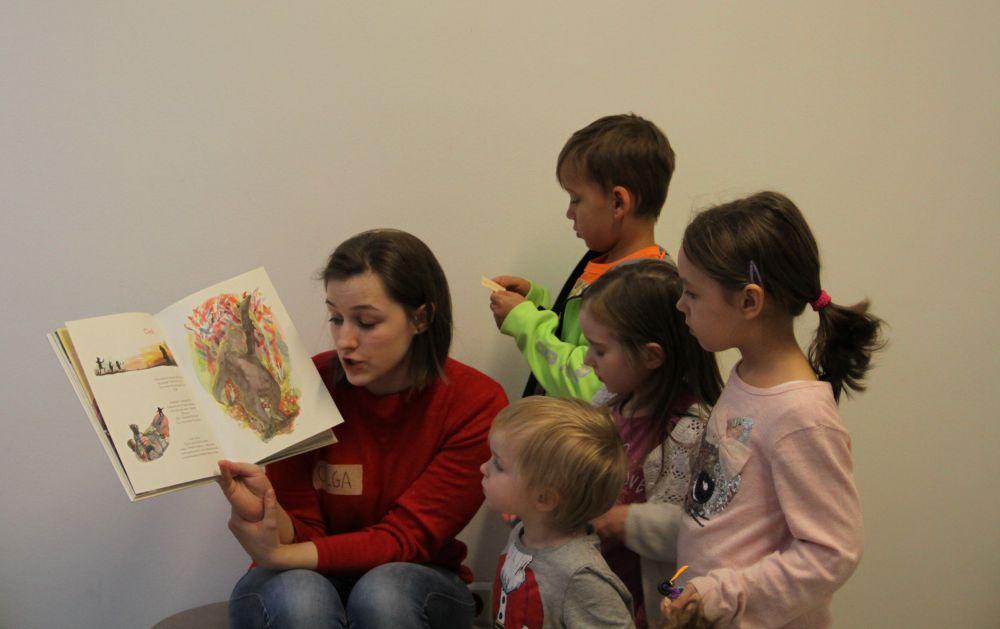 Zabawy z książką portugalską. Warsztaty dla dzieci