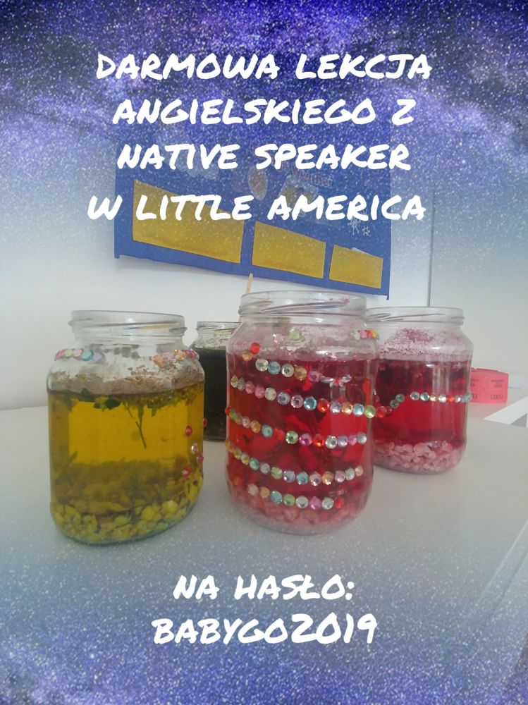 Zajęcia darmowe języka angielskiego z Native Speakerem