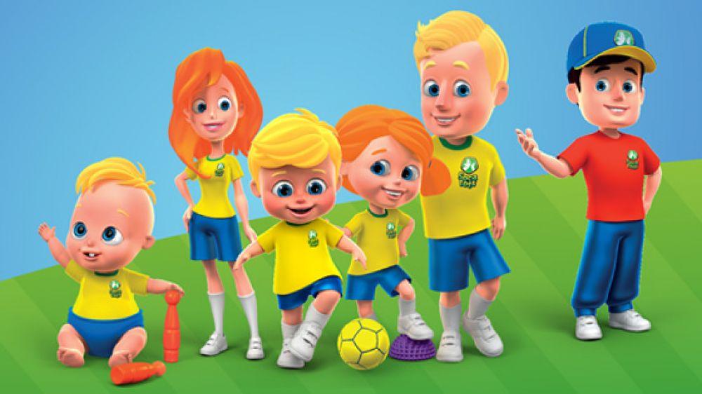 Co daje dzieciom ruch i aktywność fizyczna?