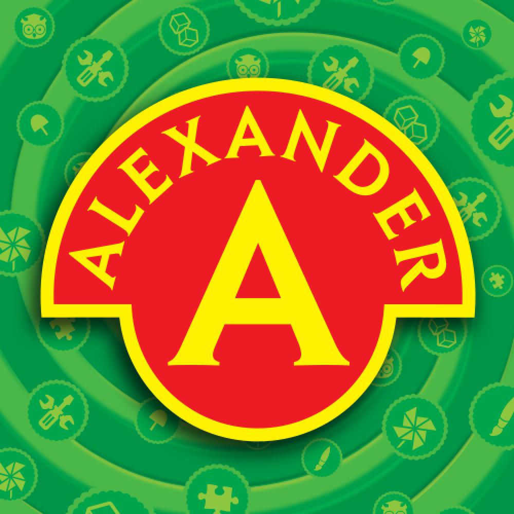 Alexander Toys - gry i zabawki