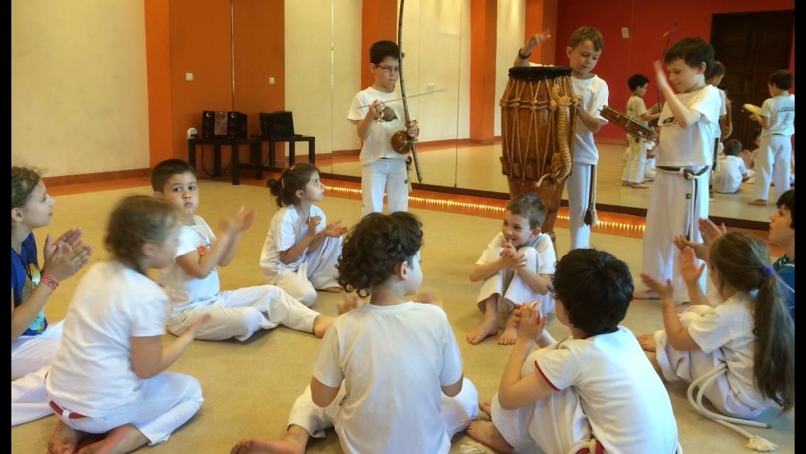 Capoeira dla dzieci Kraków
