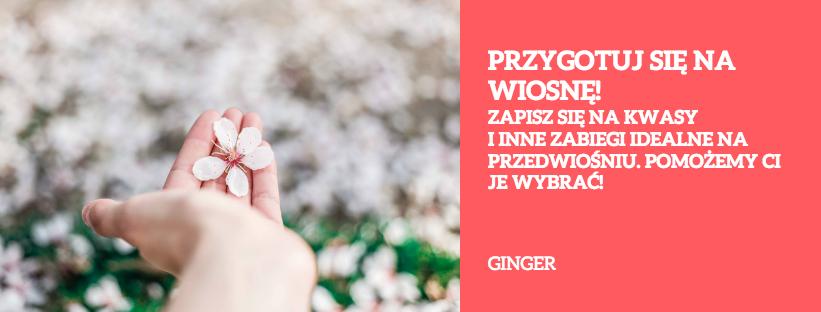 Ginger - makijaż permanenty i kosmetologia