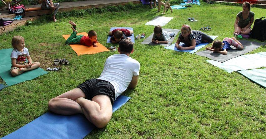 Joga4kids - joga dla dzieci w Krakowie