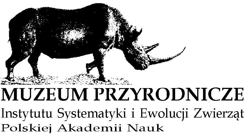Muzeum Przyrodnicze ISEZ PAN