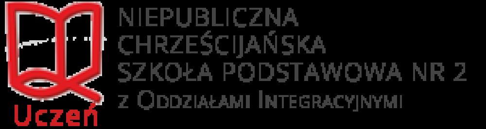 """NIEPUBLICZNA CHRZEŚCIJAŃSKA SZKOŁA PODSTAWOWA NR 2 Z ODDZIAŁAMI INTEGRACYJNYMI """"UCZEŃ"""""""