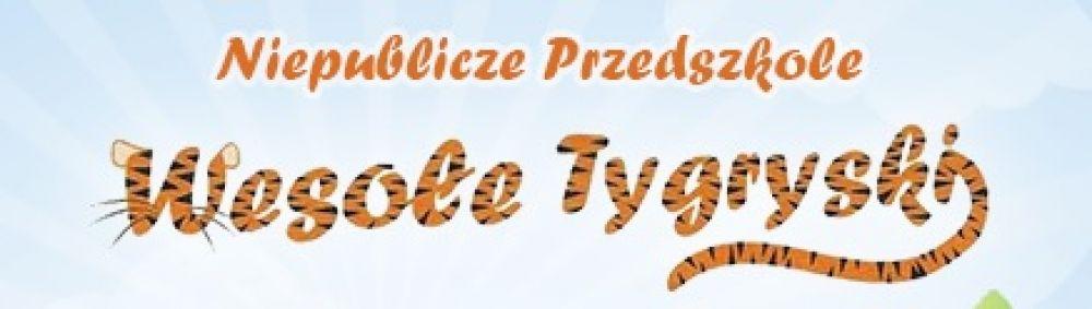 """Niepubliczne Przedszkole """"Wesołe Tygryski"""""""