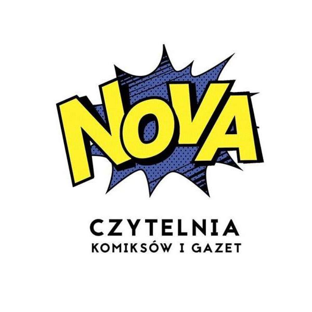 NOVA. Czytelnia Komiksów i Gazet