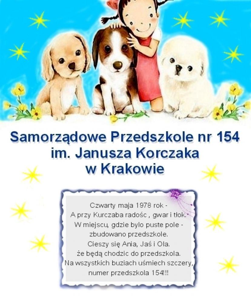 Samorządowe Przedszkole nr 154 im. Janusza Korczaka