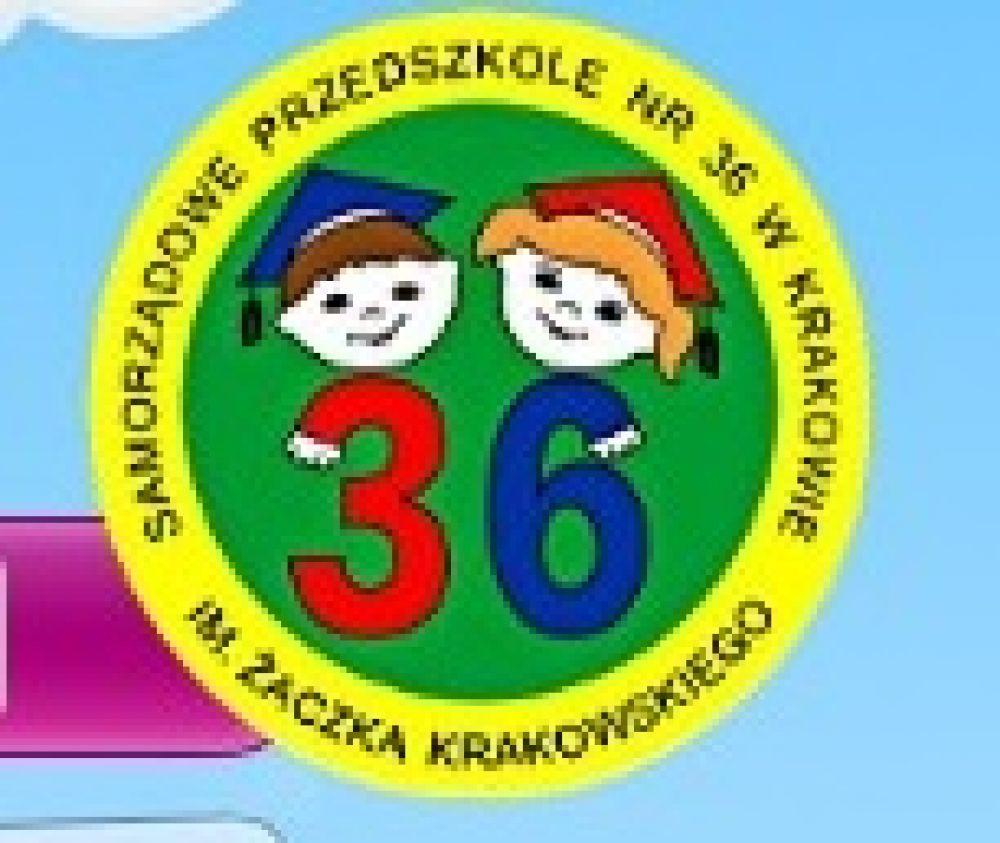 Samorządowe Przedszkole nr 36  im. Krakowskiego Żaczka