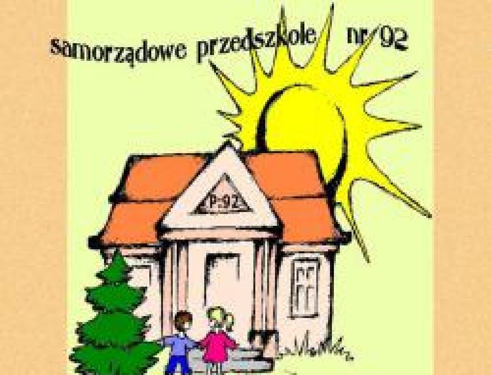 Samorządowe Przedszkole Nr 92 - Krzemionki