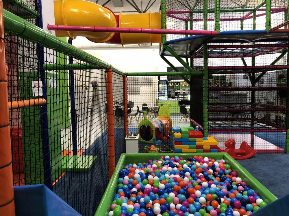Miejsce Przyjazne Dzieciom i Rodzicom - Ampa Park Rozrywki dla Dzieci