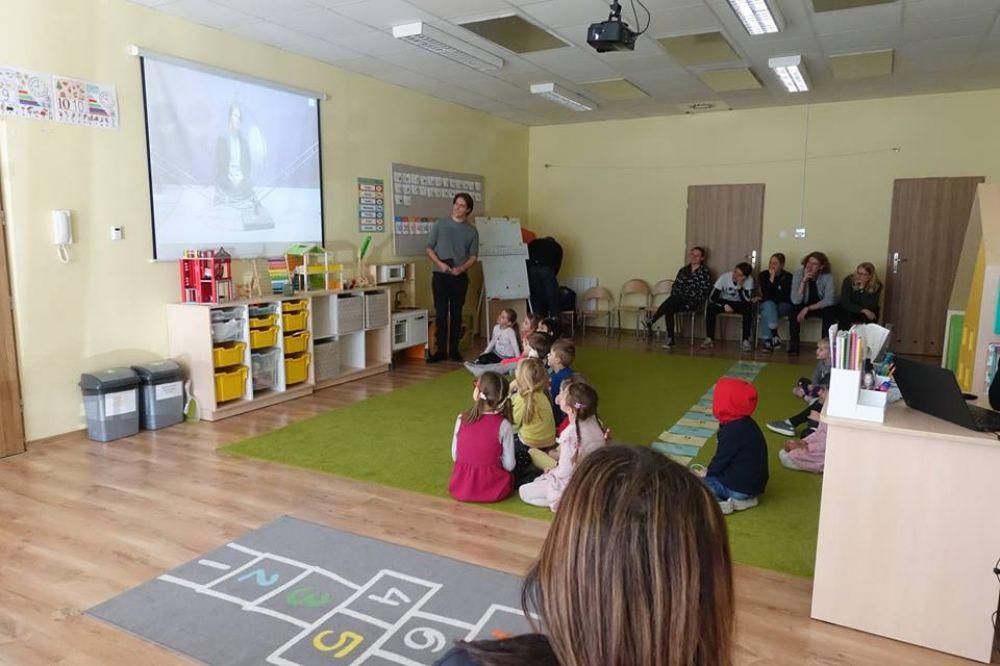 Miejsce Przyjazne Dzieciom i Rodzicom - Cracow International School