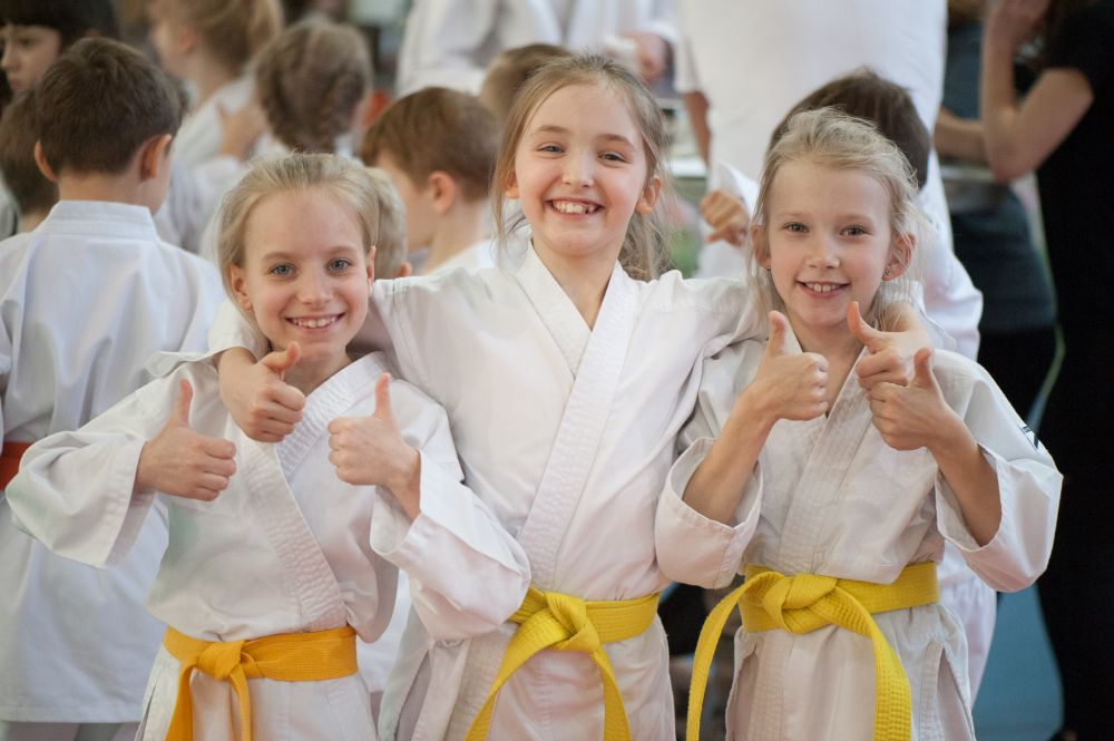 Miejsce Przyjazne Dzieciom i Rodzicom-Krakowski Klub Karate Tradycyjnego