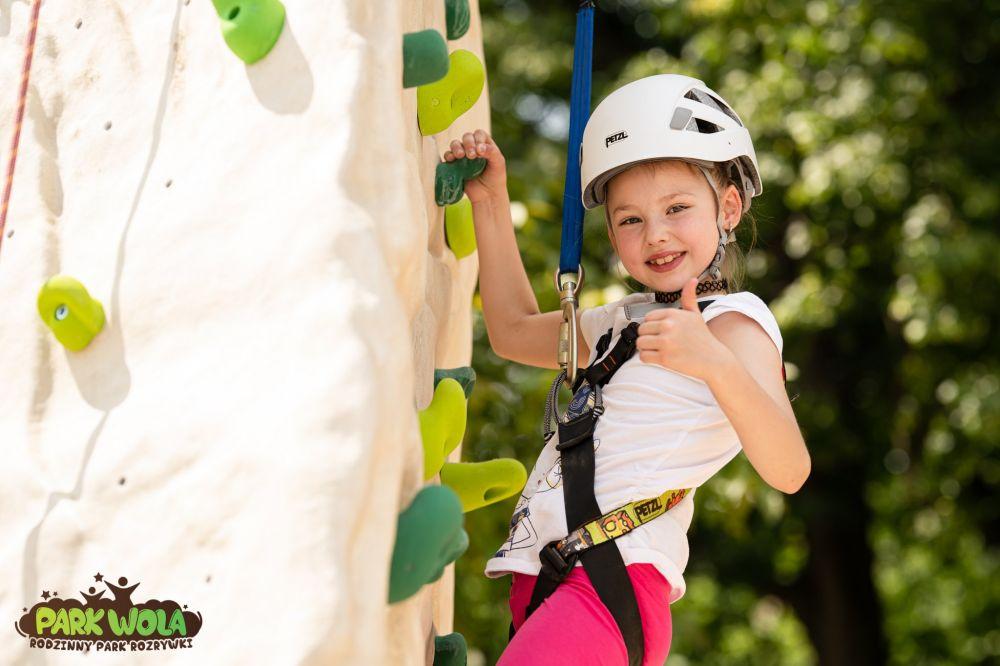 Miejsce Przyjazne Dzieciom i Rodzicom - Park Wola - Rodzinny Park  Rozrywki