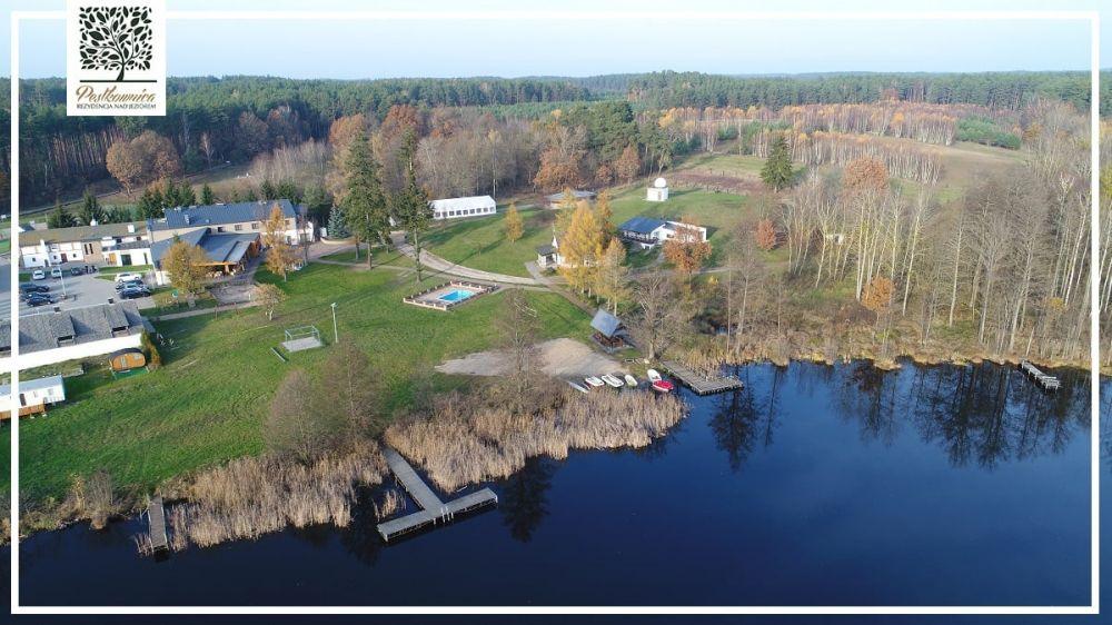 Miejsce Przyjazne Dzieciom i Rodzicom - Rezydencja nad jeziorem - Pestkownica