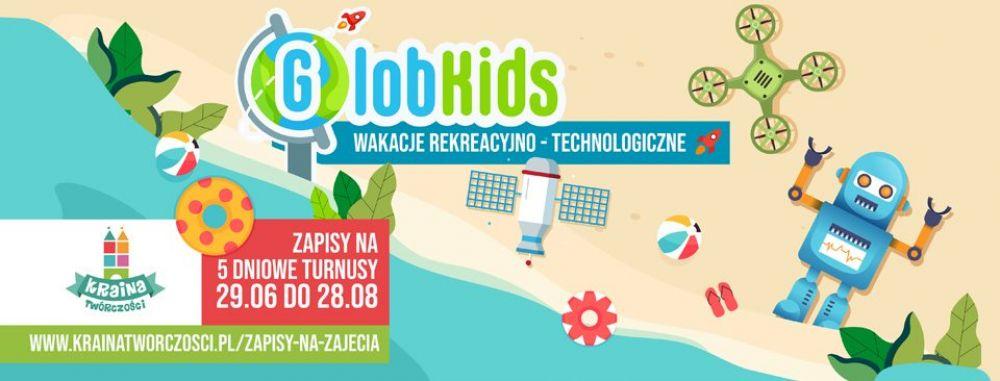 Wakacje dla dzieci rekreacyjno-technologiczne