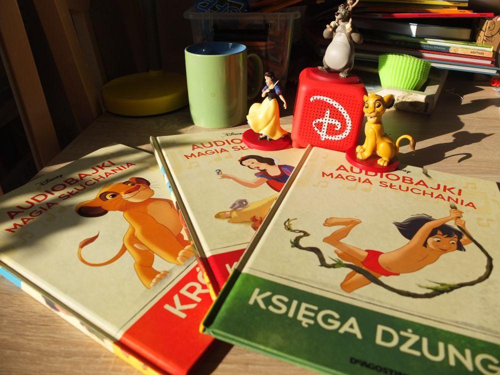 Nowa kolekcja DeAgostini: Audiobajki Magia Słuchania