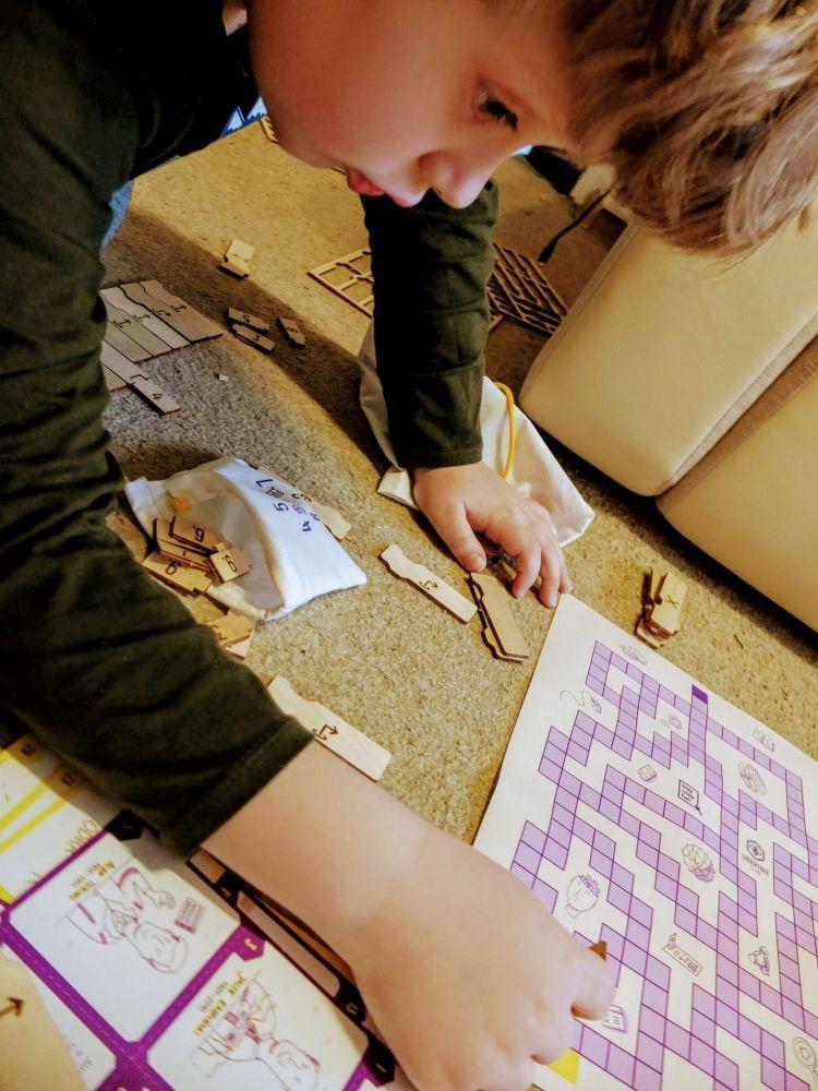 SmartBe - Zabawa i nauka z Boxami Code Fun