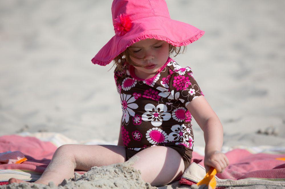 Co można robić z dzieckiem nad morzem?
