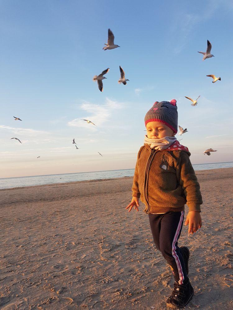 Idealne wakacje z dzieckiem nad morzem