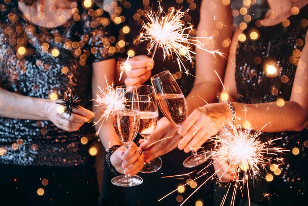 Nowy rok w Crystal Mountain w Wiśle