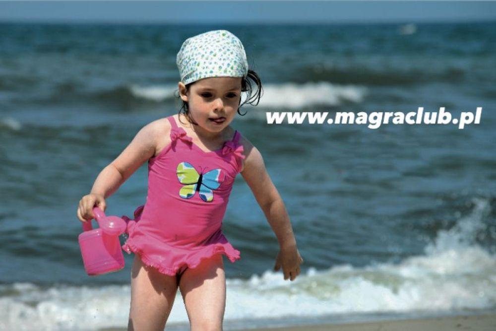 Wakacje z dzieckiem w czerwcu nad morzem